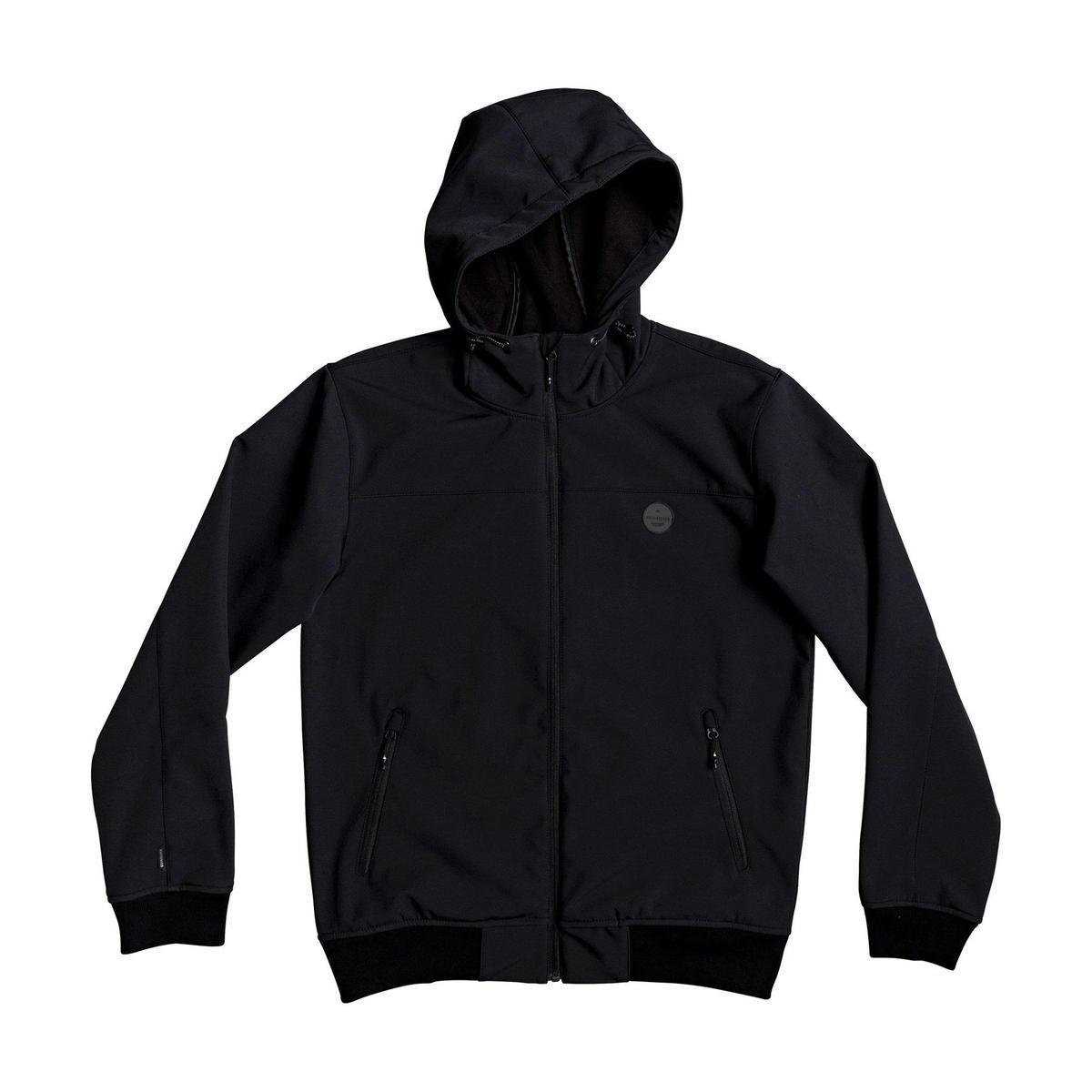 Пальто La Redoute С капюшоном Brooks M черный цены