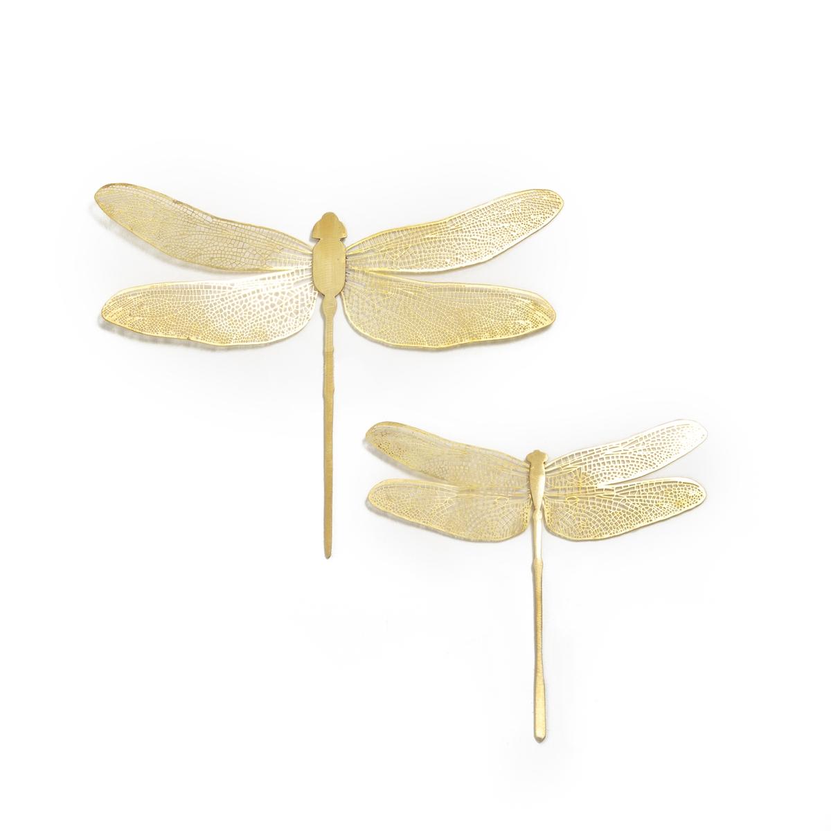 2 стрекозы декоративные STRAKAZA