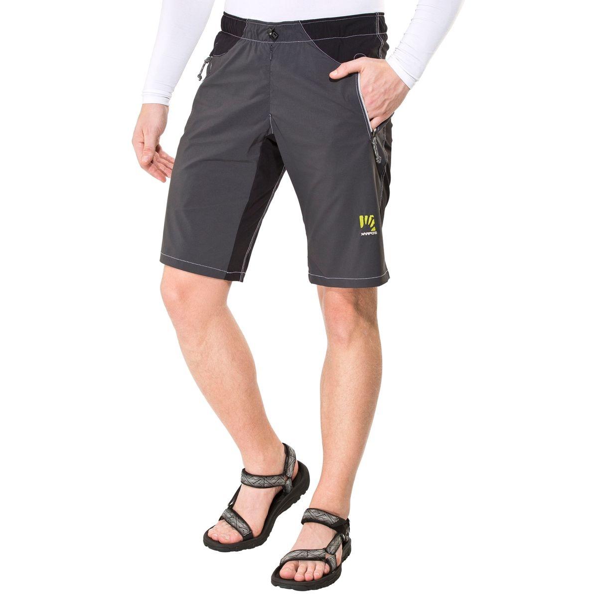 Rock - Shorts Homme - gris/noir