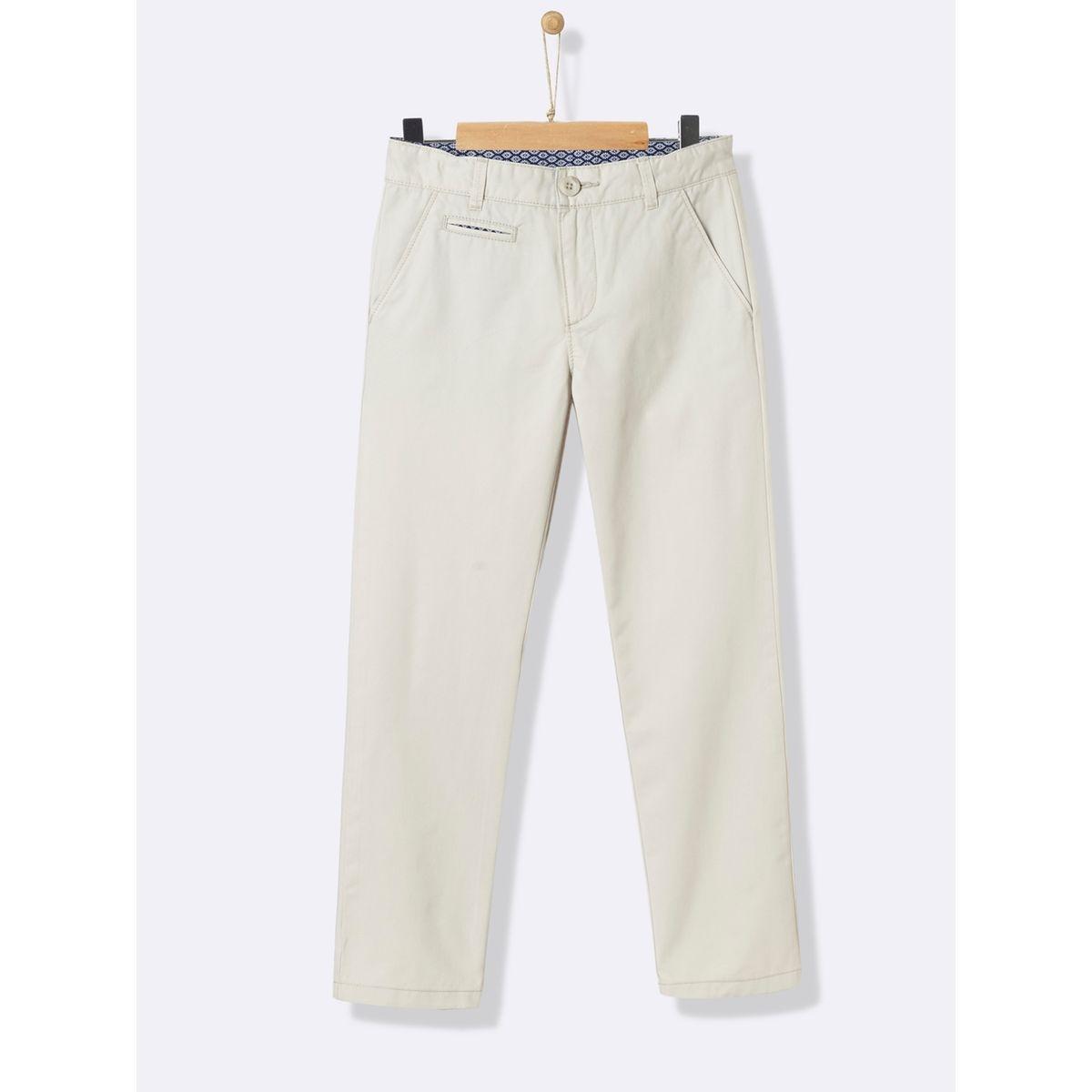 Pantalon chino garçon