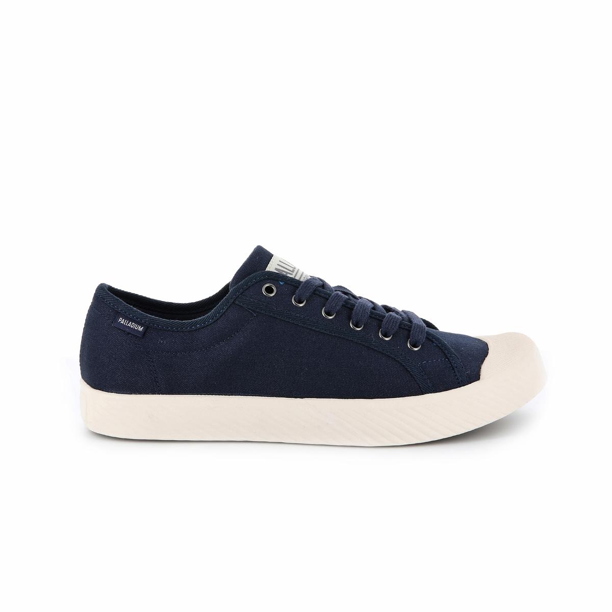 Кеды PlphoenixОписание:Детали •  Спортивный стиль •  Плоский каблук •  Высота каблука : 2 см •  Застежка : шнуровка •  Гладкая отделкаСостав и уход •  Верх 100% текстиль •  Подкладка 100% хлопок •  Стелька 100% хлопок •  Подошва 100% каучук<br><br>Цвет: темно-синий