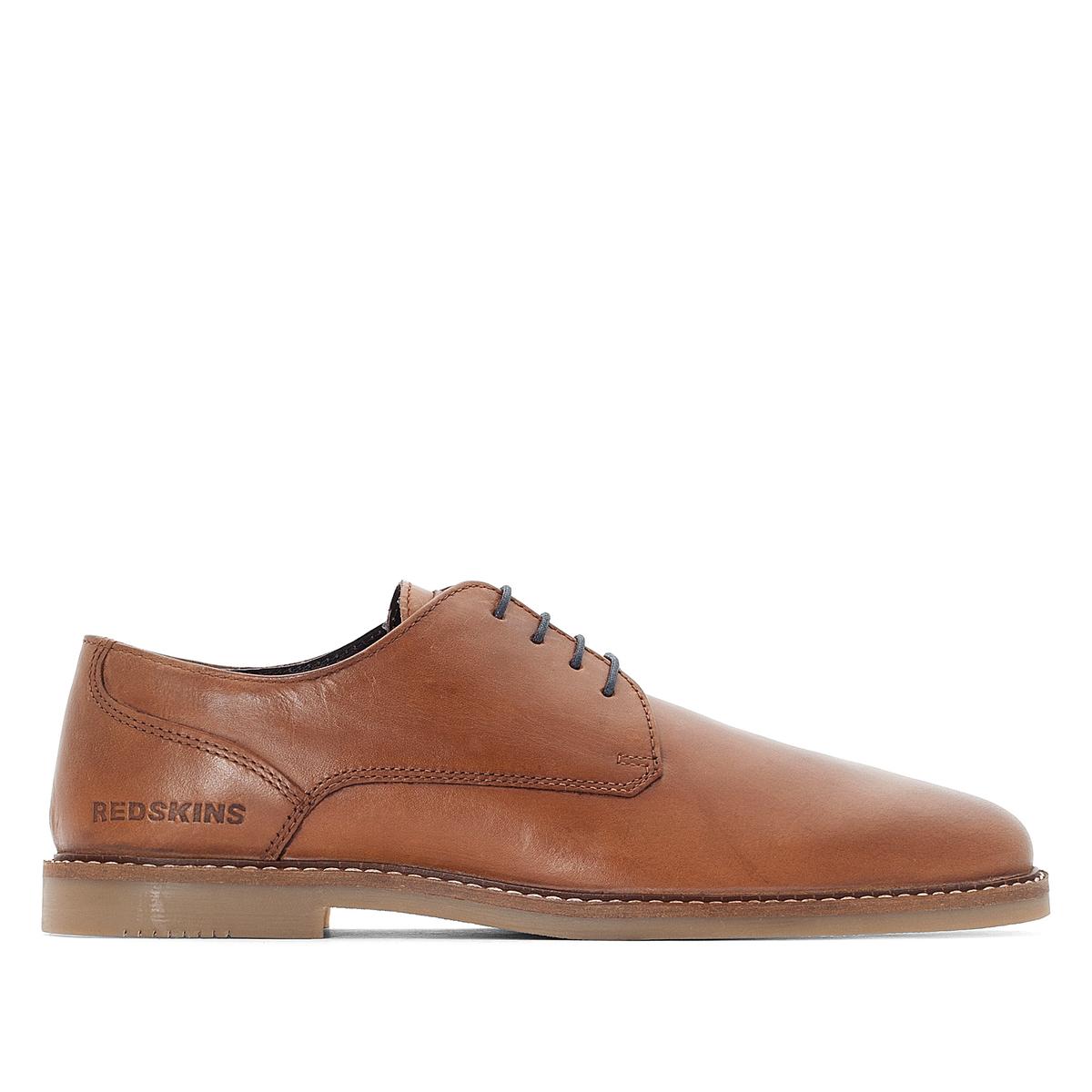 Ботинки-дерби кожаные Wandor ботинки дерби из мягкой кожи takarika
