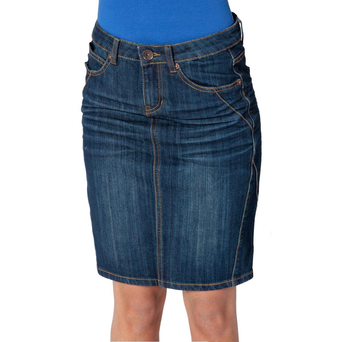 Jupe en jean