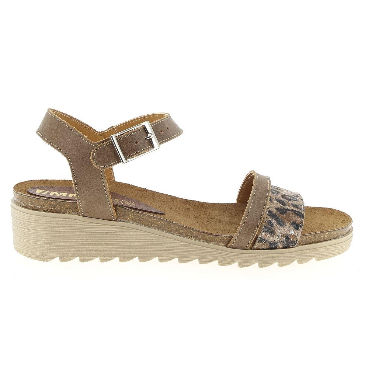 Sandales  Nubuk  9201