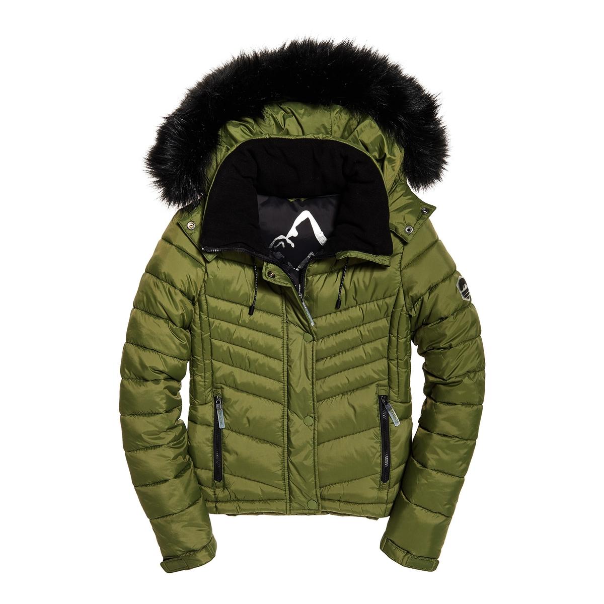 Chaqueta acolchada Fuji Slim 3 en 1 Jacket