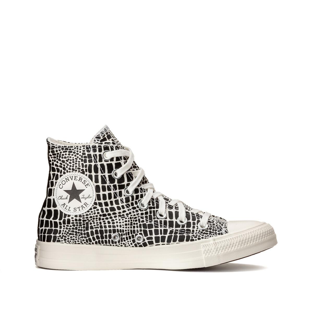 Converse Chuck Taylor All Star HI sneakers beige/zwart/beige online kopen