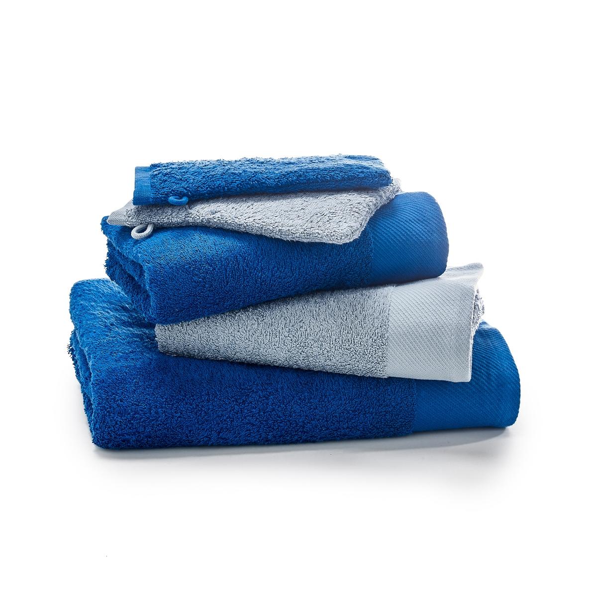 Комплект банный из 5 предметов, махровая ткань