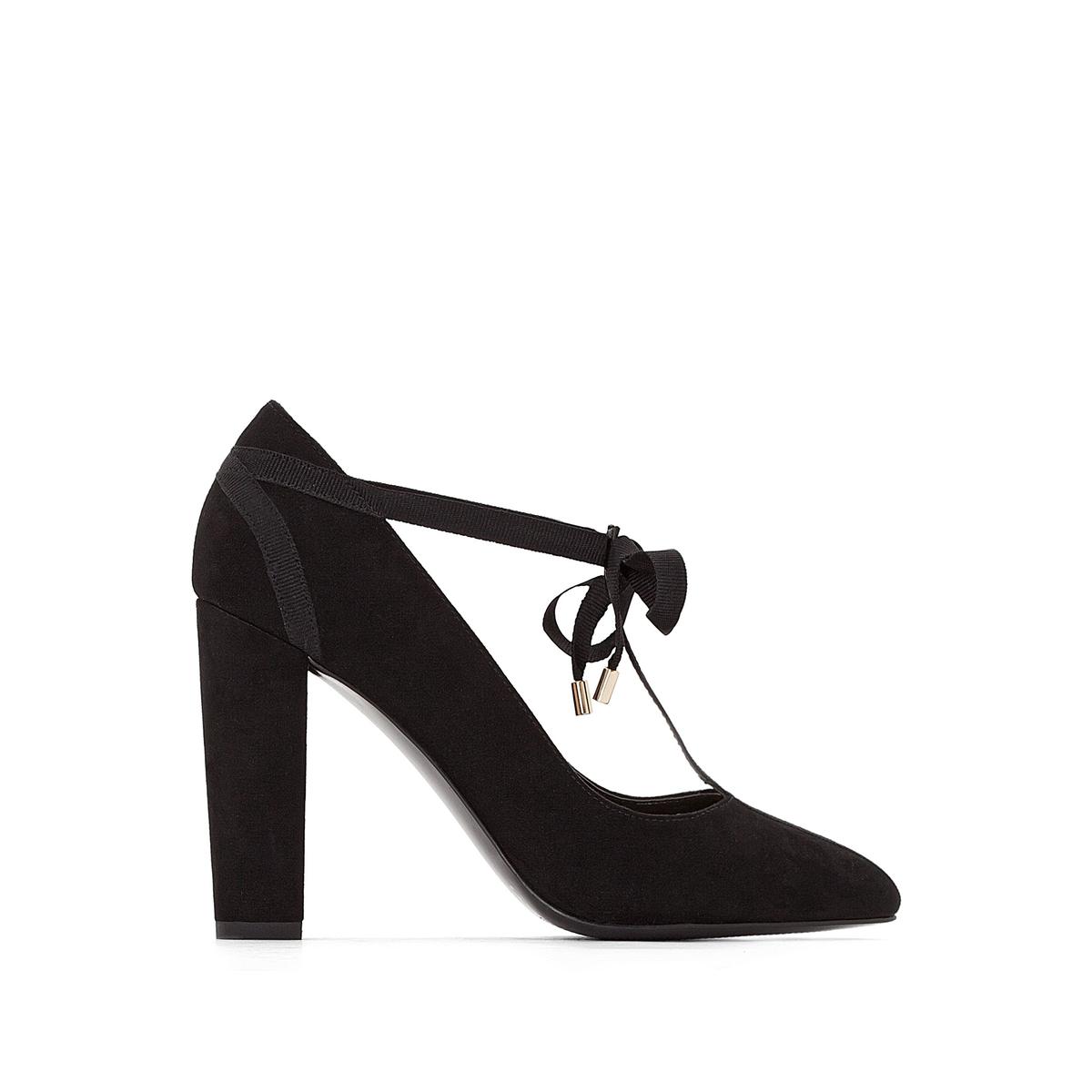 Туфли на каблуке танцовщица