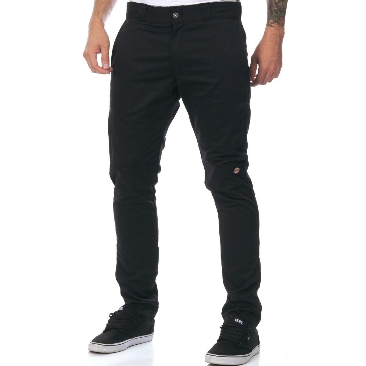 Pantalon Double Knee - Skinny Fit