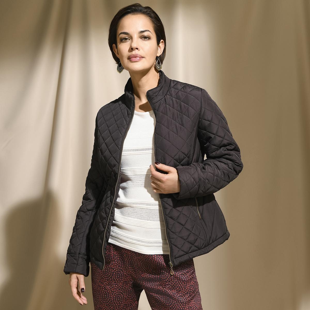 Imagen adicional 3 de producto de Pantalón tobillero de satén de algodón stretch - Anne weyburn