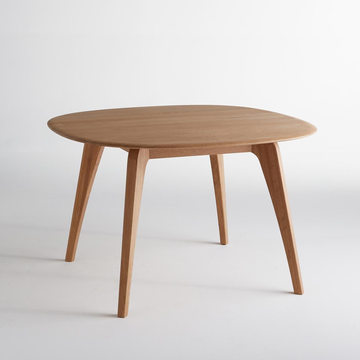 Стол из массива дуба Ø120 см, Ladosse