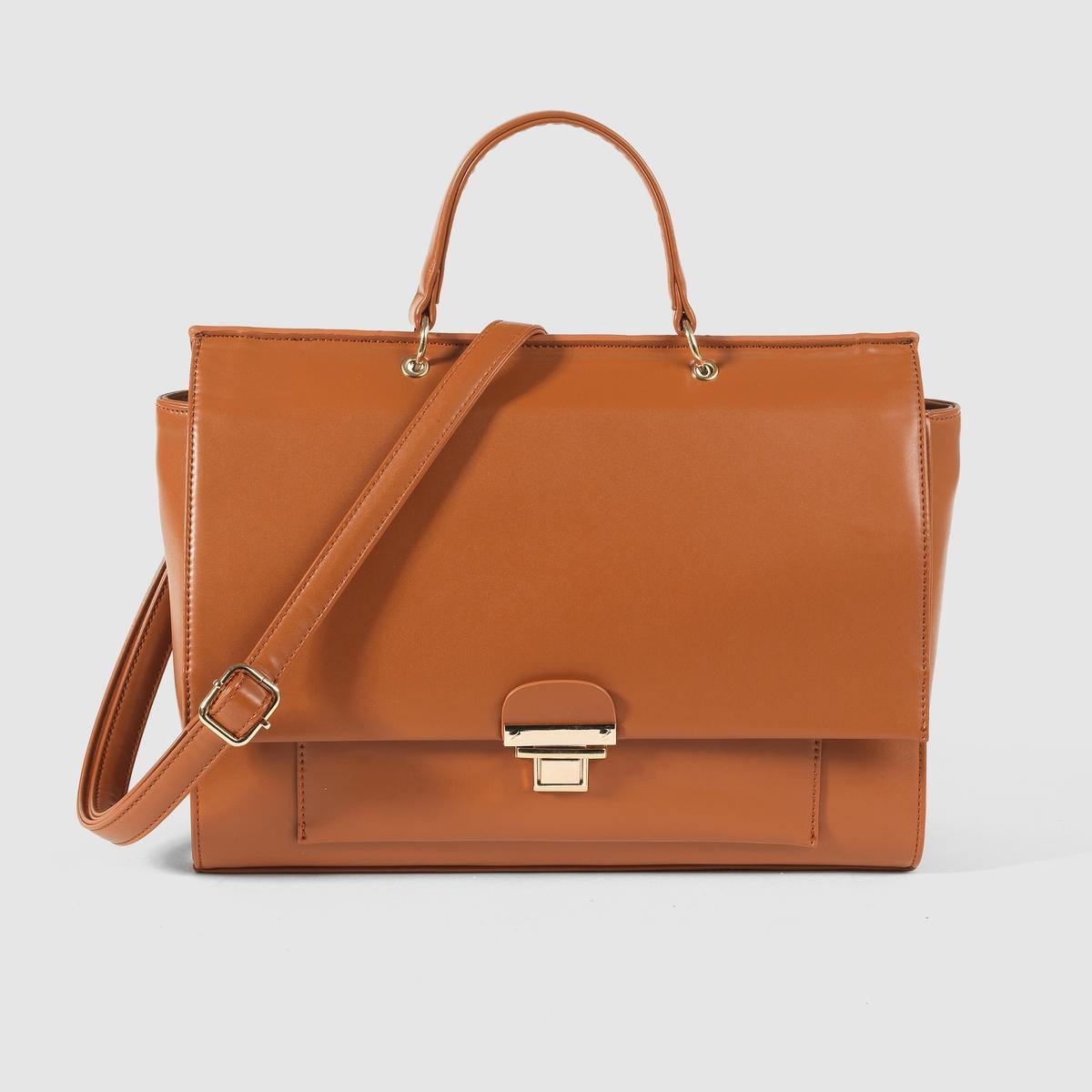 ПортфельПреимущества : прочный портфель, идеальный для ежедневного ношения, элегантный дизайн и тщательная отделка.<br><br>Цвет: темно-бежевый,черный<br>Размер: единый размер.единый размер
