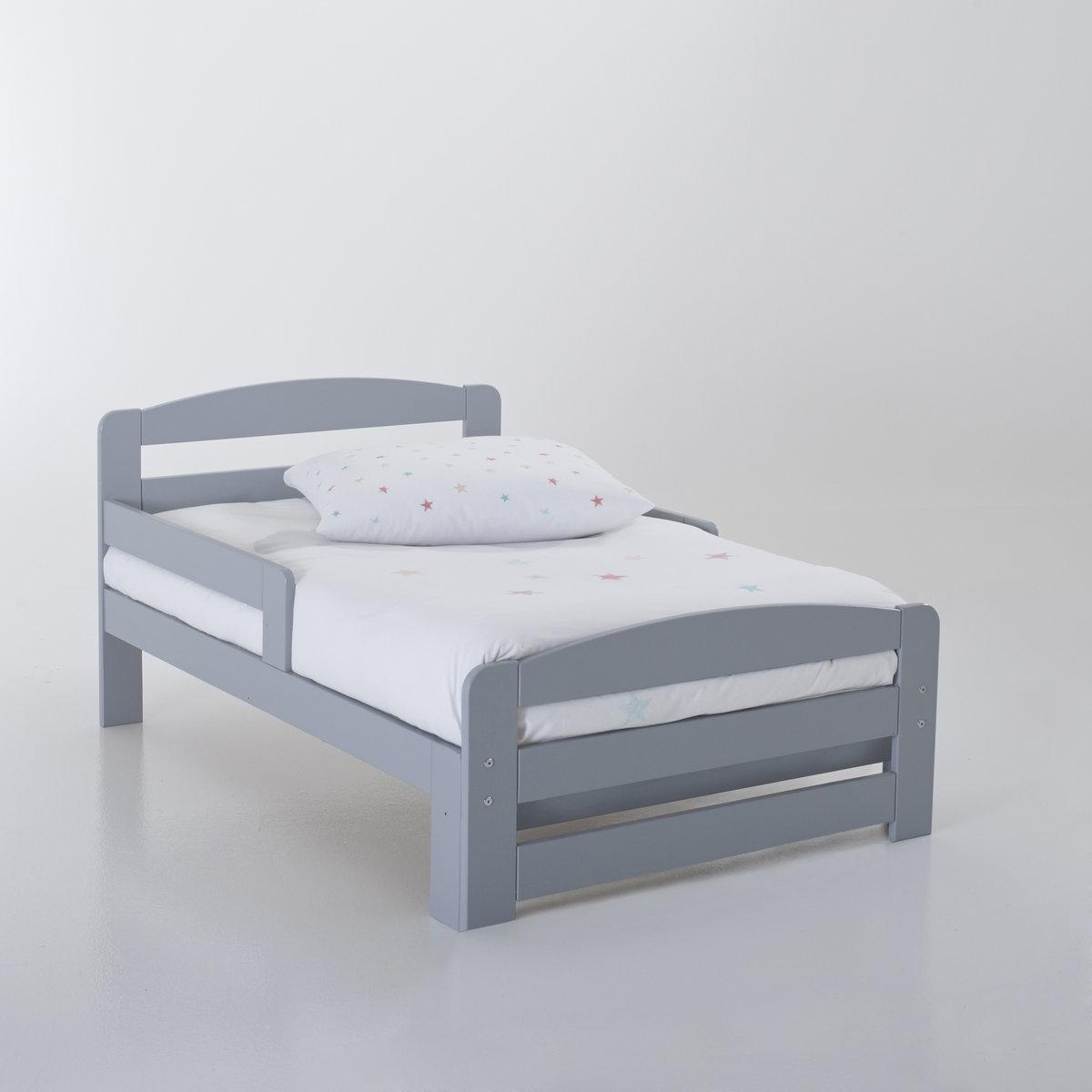 Кровать LaRedoute Раздвижная 1-спальная Toudou 90 x 200 см серый
