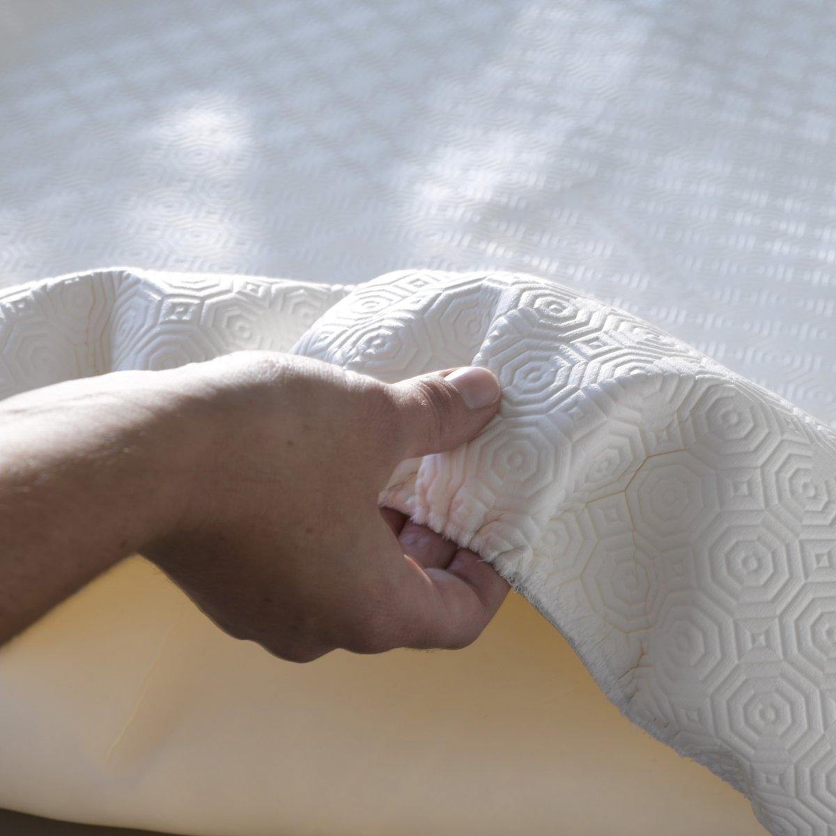 Чехол защитный для стола, качество люксКачество люкс. Практичный чехол защитит ваш стол от царапин и сколов! Выдерживает высокую температуру, удары, не скользит. Резинка по периметру удерживает чехол на месте. 78% ПВХ, 22% пропитки ПВХ. Толщина 2,2 мм. Легко вытирается губкой. Соответствие размеров чехла и стола (от края до края):  - Прямоуг.105 x 165 см: стол 90 x 150 см - Круг 110 х 125 см: стол диаметром 110 см - Круг 130 х 145 см: стол диаметром 145 см - Овал 110 x 140 см: стол 95 x 125 см - Овал 110 x 180 см: стол 90 x 165 см.<br><br>Цвет: белый<br>Размер: кругл. 110/125 см