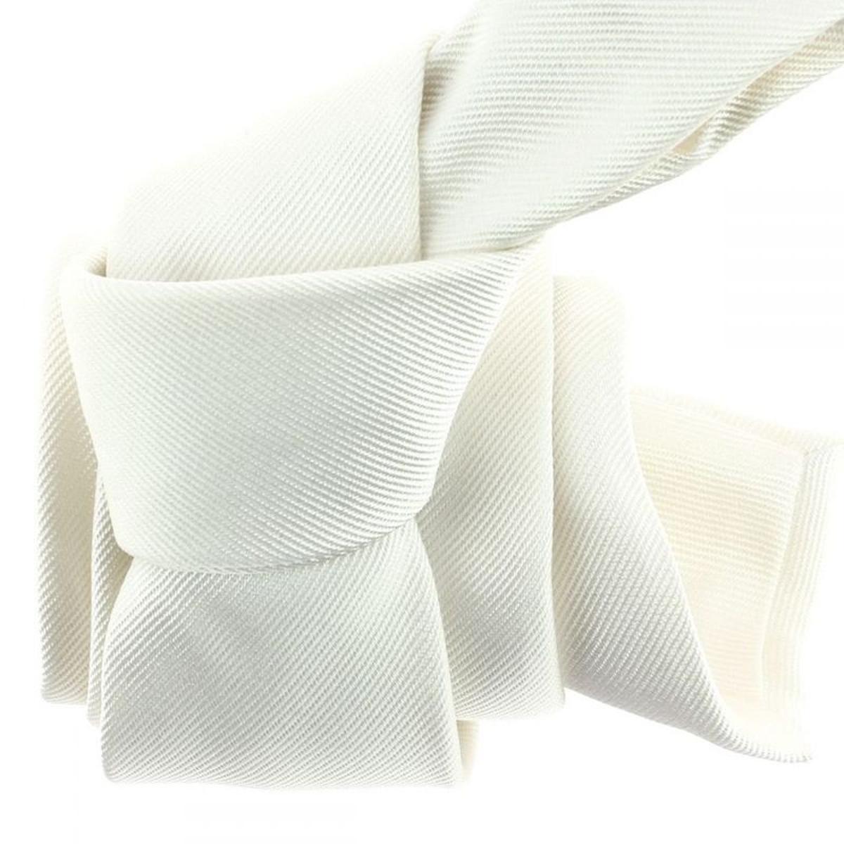 Cravate Italienne luxe soie fait main