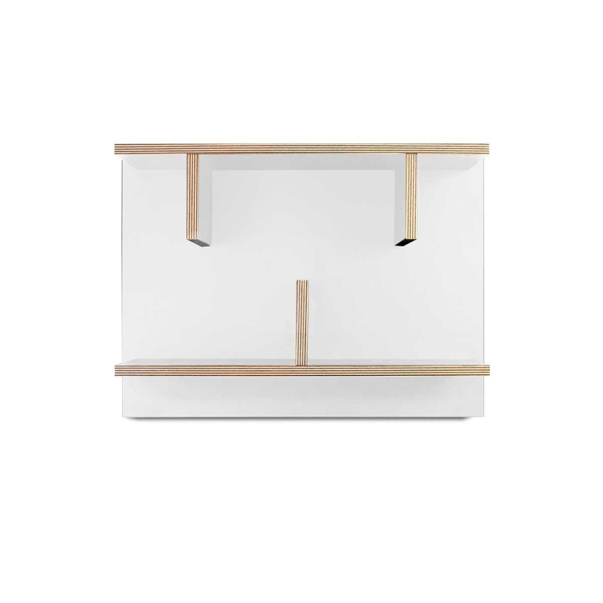 Étagère Design Blanche Bern 40 X 60