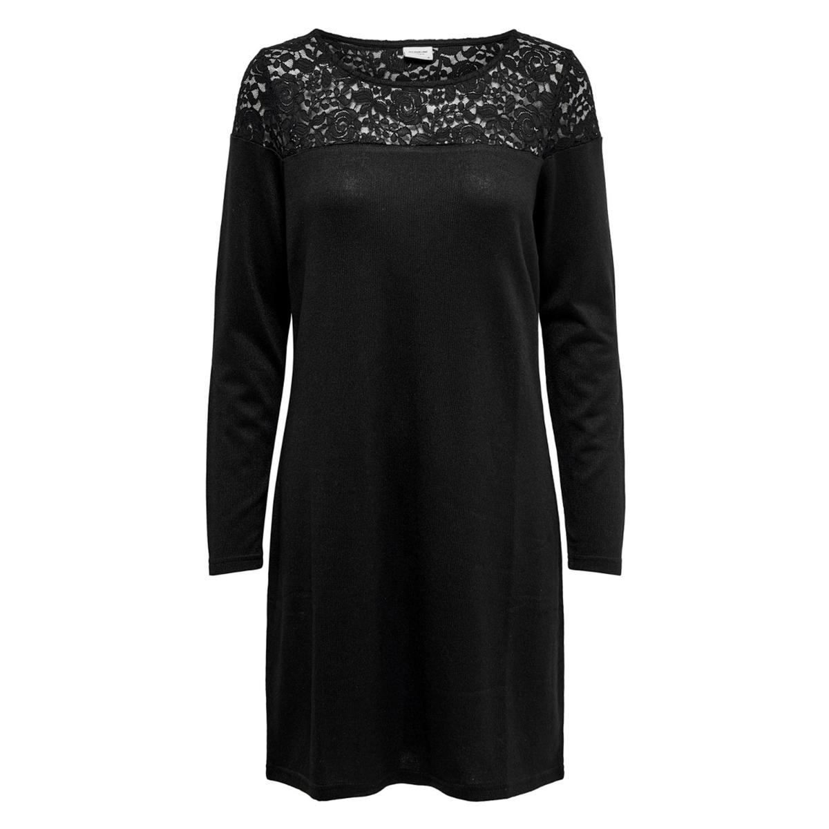 Платье La Redoute Из джерси с длинными рукавами S черный кардиган la redoute с длинными рукавами galinais s черный