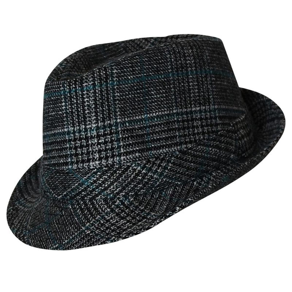 Chapeau homme chiné