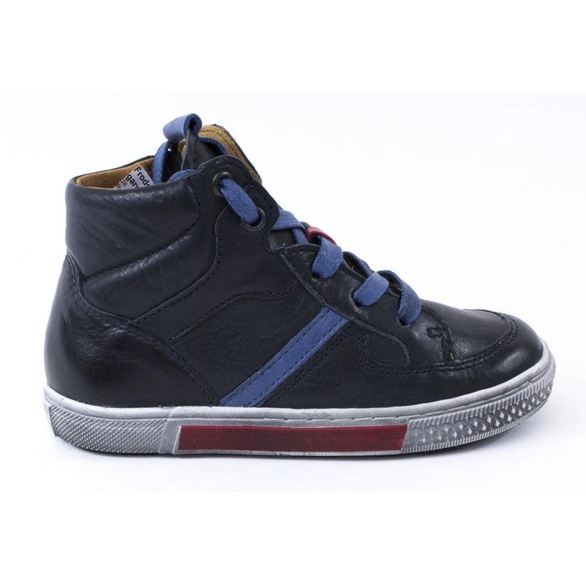 Baskets cuir G3110107