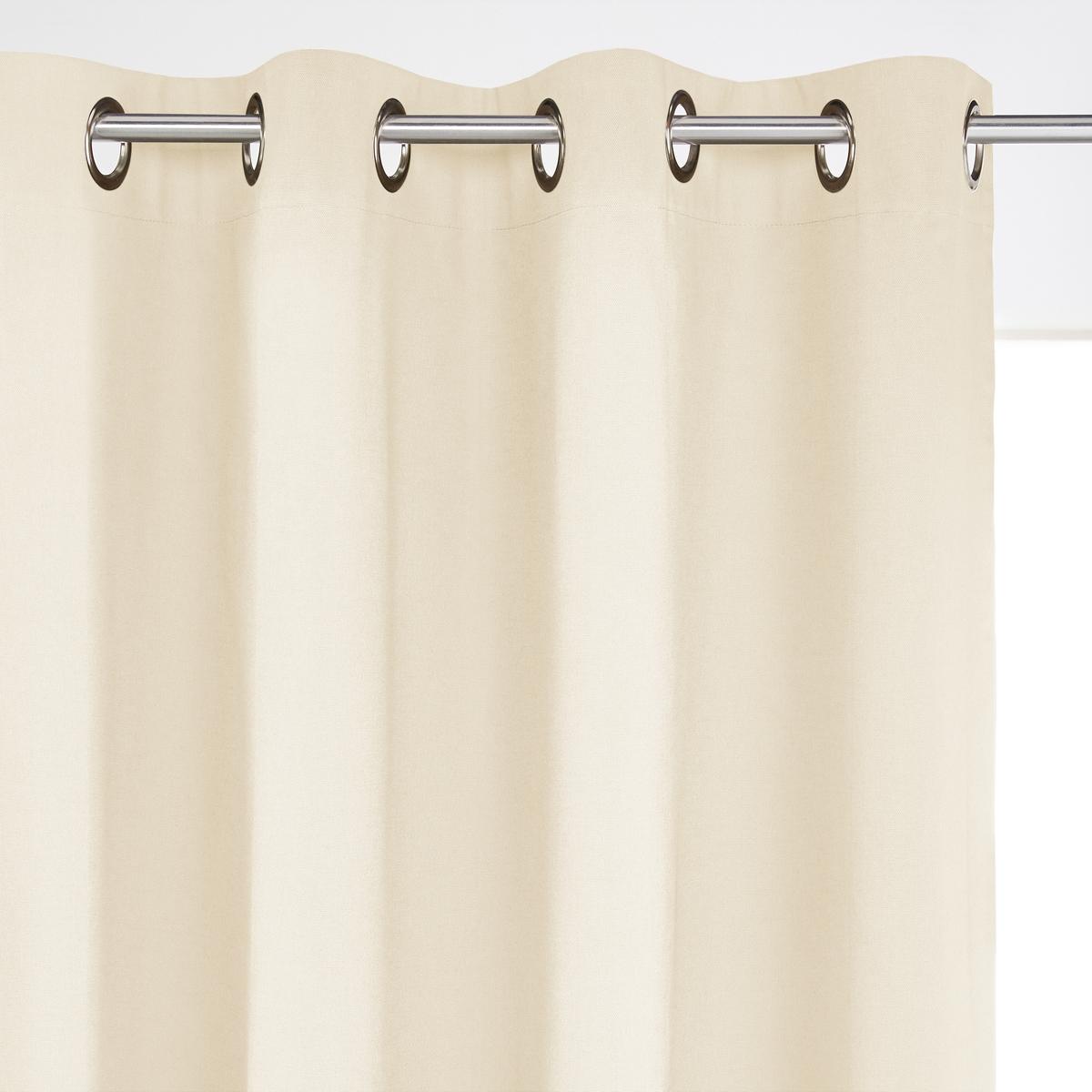 Штора затемняющая 100% хлопок с люверсамиПроизводство осуществляется с учетом стандартов по защите окружающей среды и здоровья человека, что подтверждено сертификатом Oeko-tex®.                                  Размеры:               - 180 x 135 см                - 260 x 135 см          - 350 x 135 см<br><br>Цвет: вишневый,розовая пудра,серо-коричневый,серый жемчужный,сине-зеленый,темно-серый,темно-синий,экрю<br>Размер: 350 x 135  см.180 x 135  см.260 x 135 cm.180 x 135  см.260 x 135 cm
