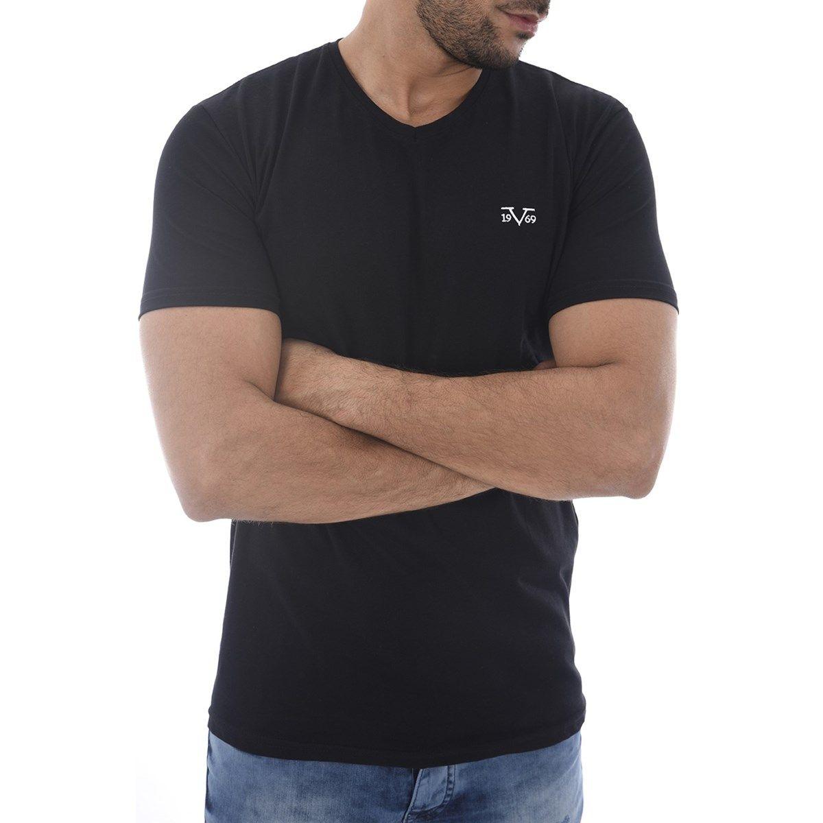 T-Shirt Homme Modene logo imprimé avec son étui Cadeau