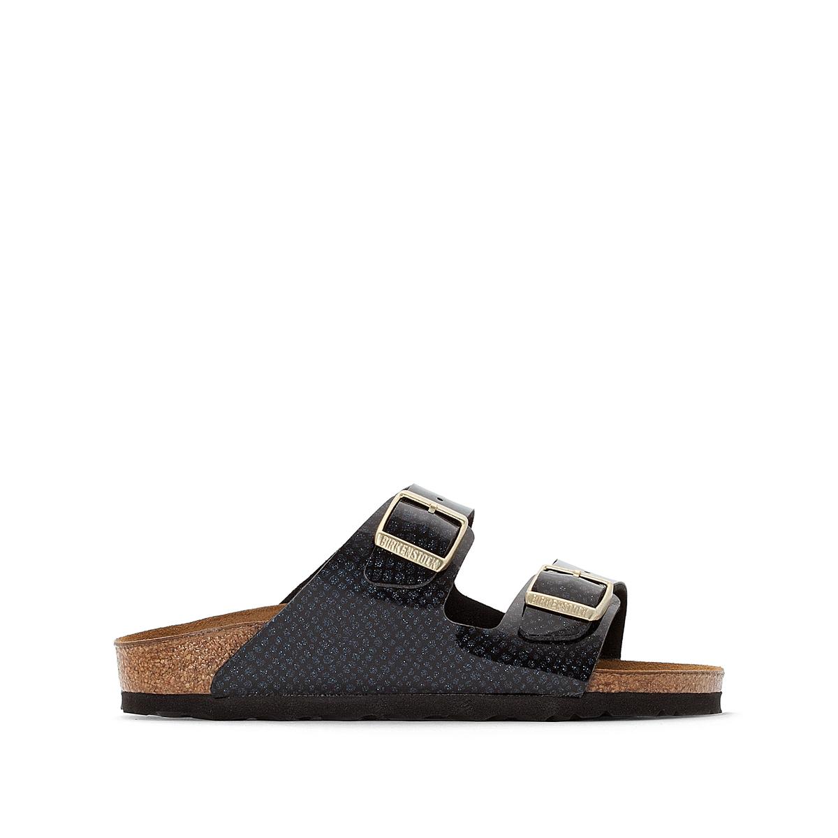 купить Туфли La Redoute Без задника с открытым мыском Arizona 35 черный дешево