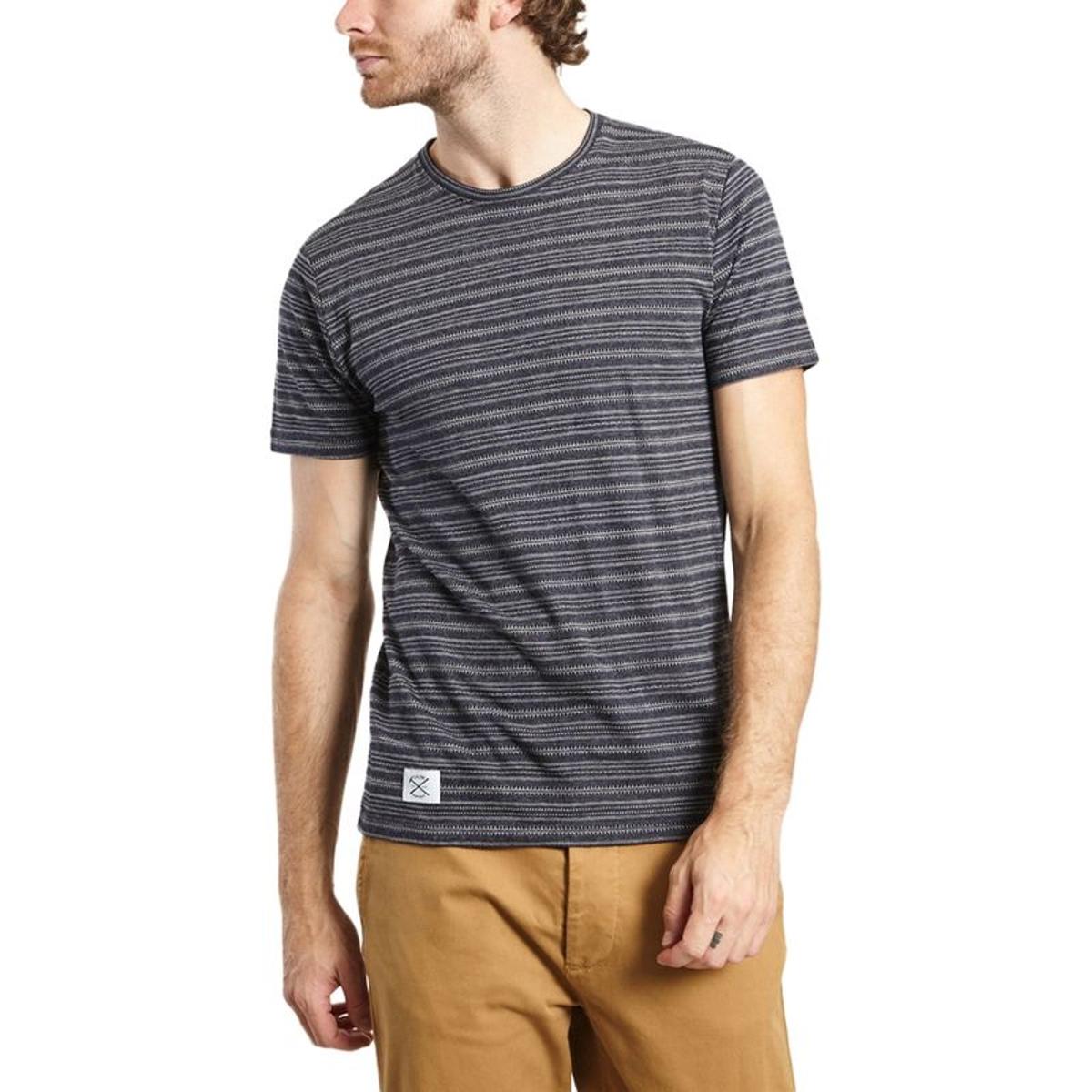 T-Shirt Rayé Alpage