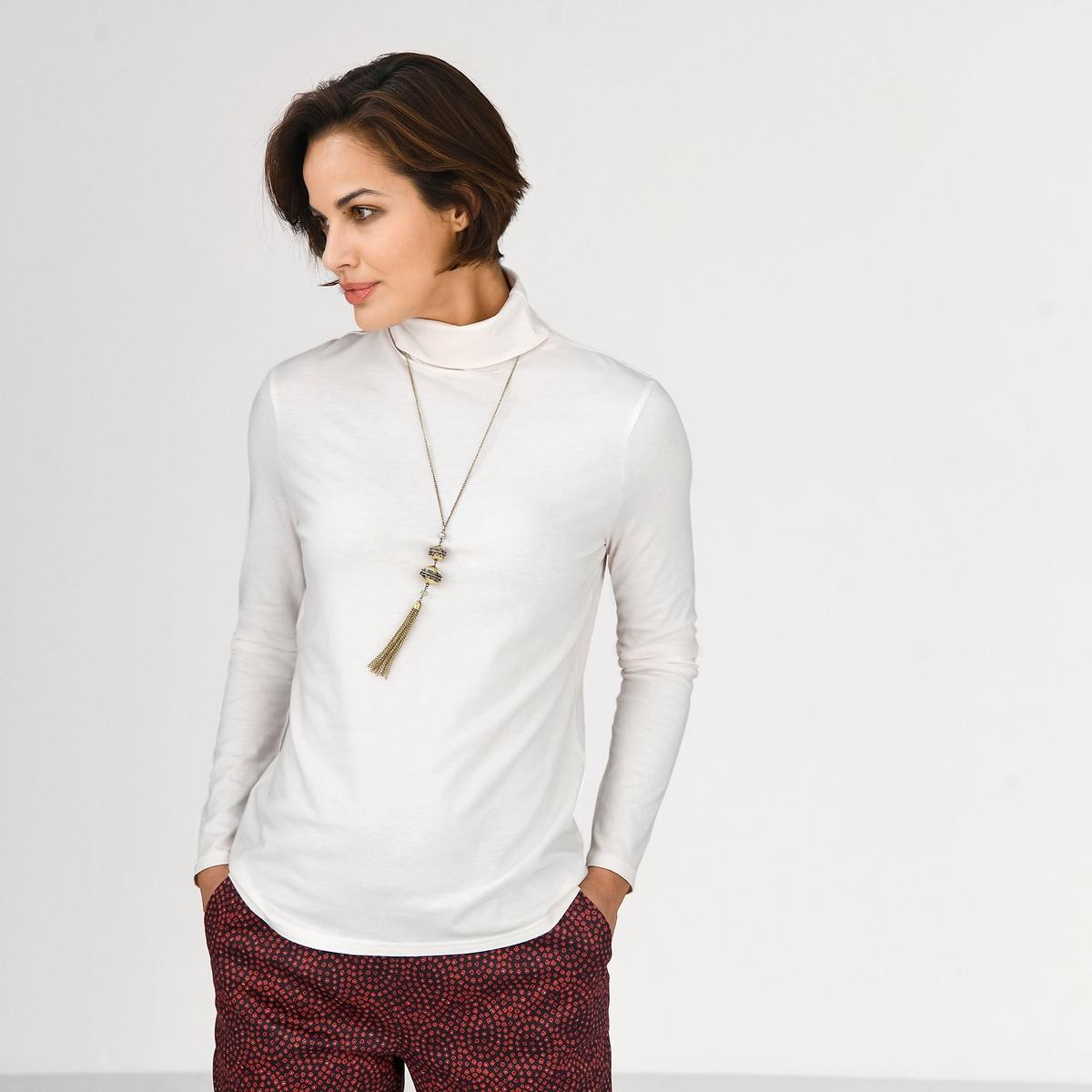 Imagen adicional 2 de producto de Pantalón tobillero de satén de algodón stretch - Anne weyburn