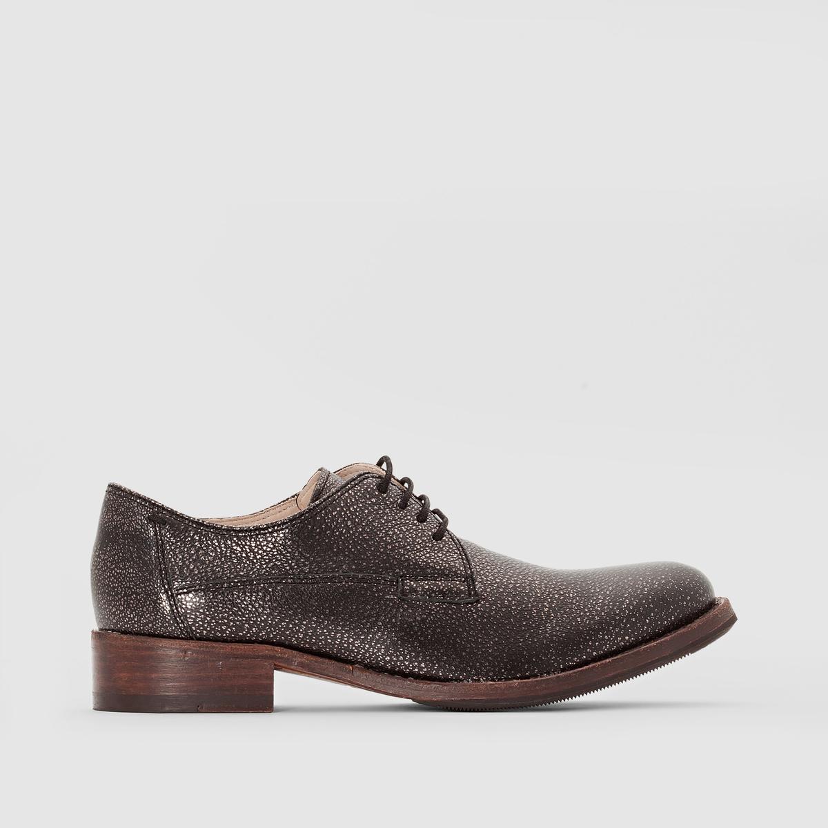 Ботинки-дерби из кожи, TOMINA LUCA