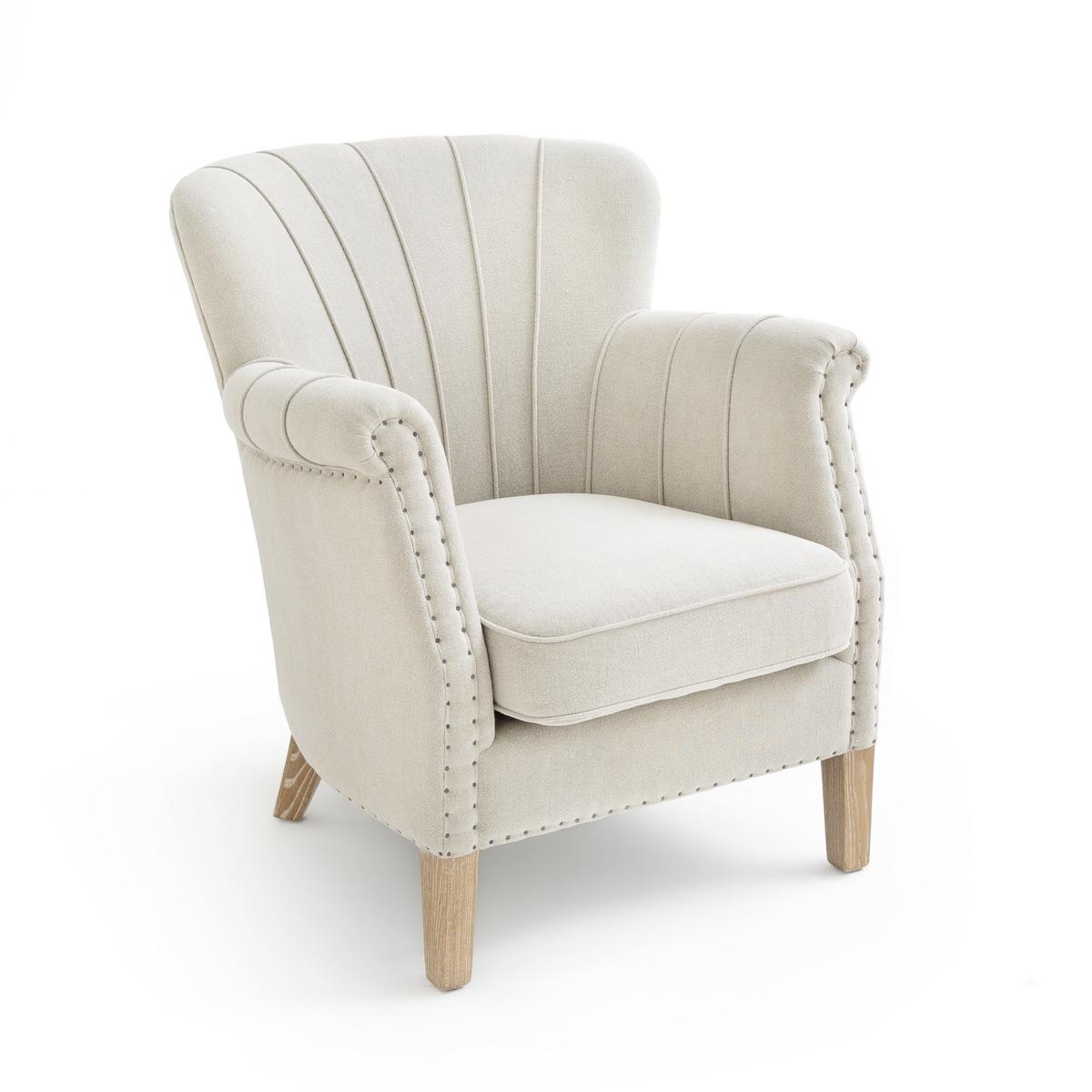 Кресло La Redoute NOTTINGHAM единый размер бежевый sleaford mods nottingham
