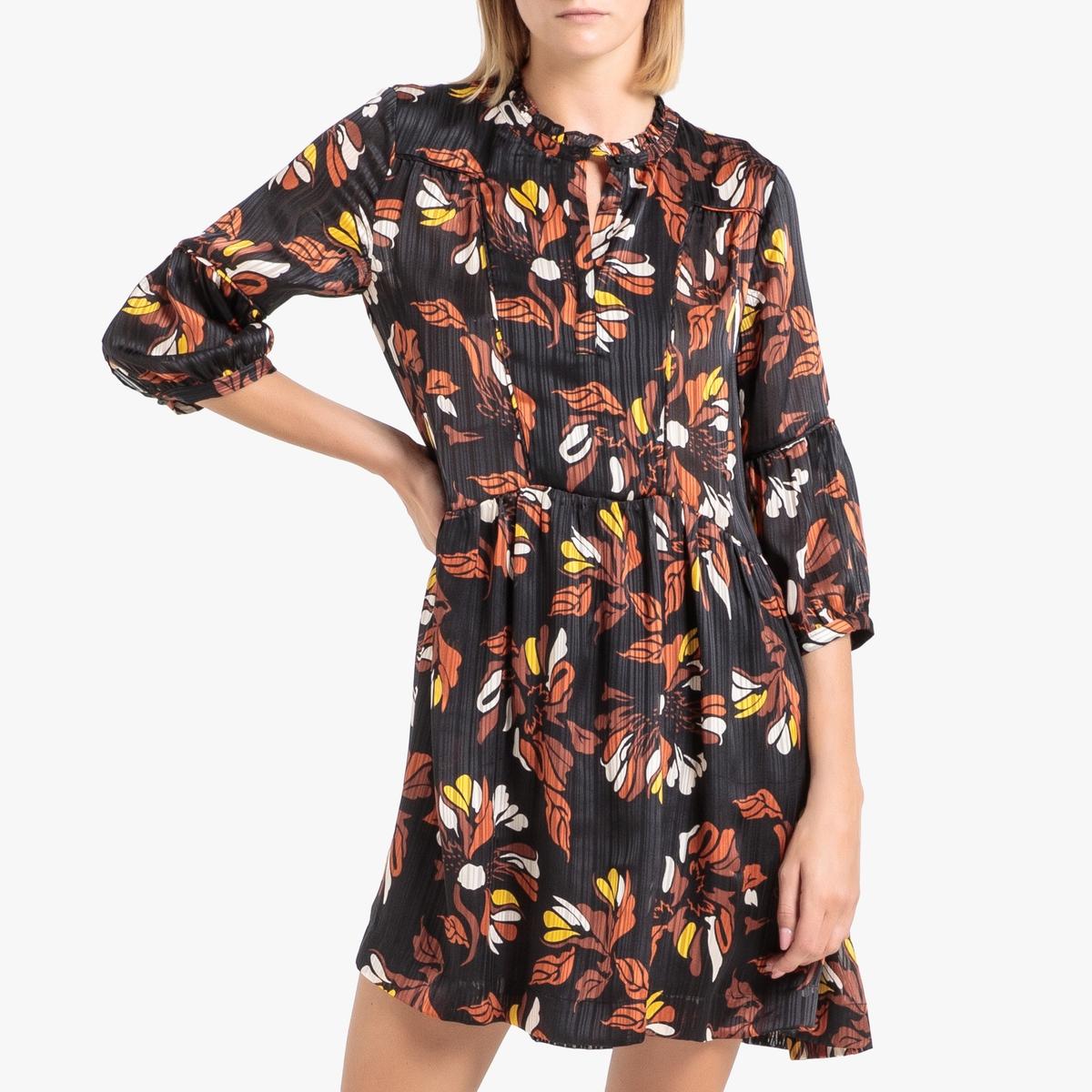 Платье La Redoute С рисунком ANITA 1(S) черный