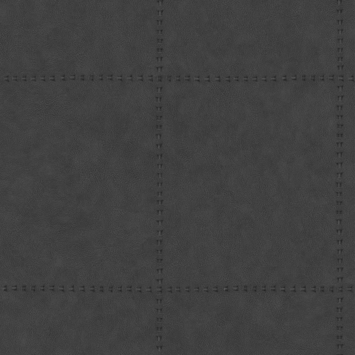 Superfresco Easy Papier Peint Intissé Leder Noir 10 m x 52 cm
