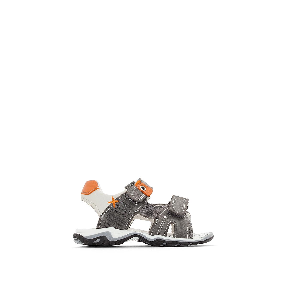 zapatillas Sandalias de piel EDGARD