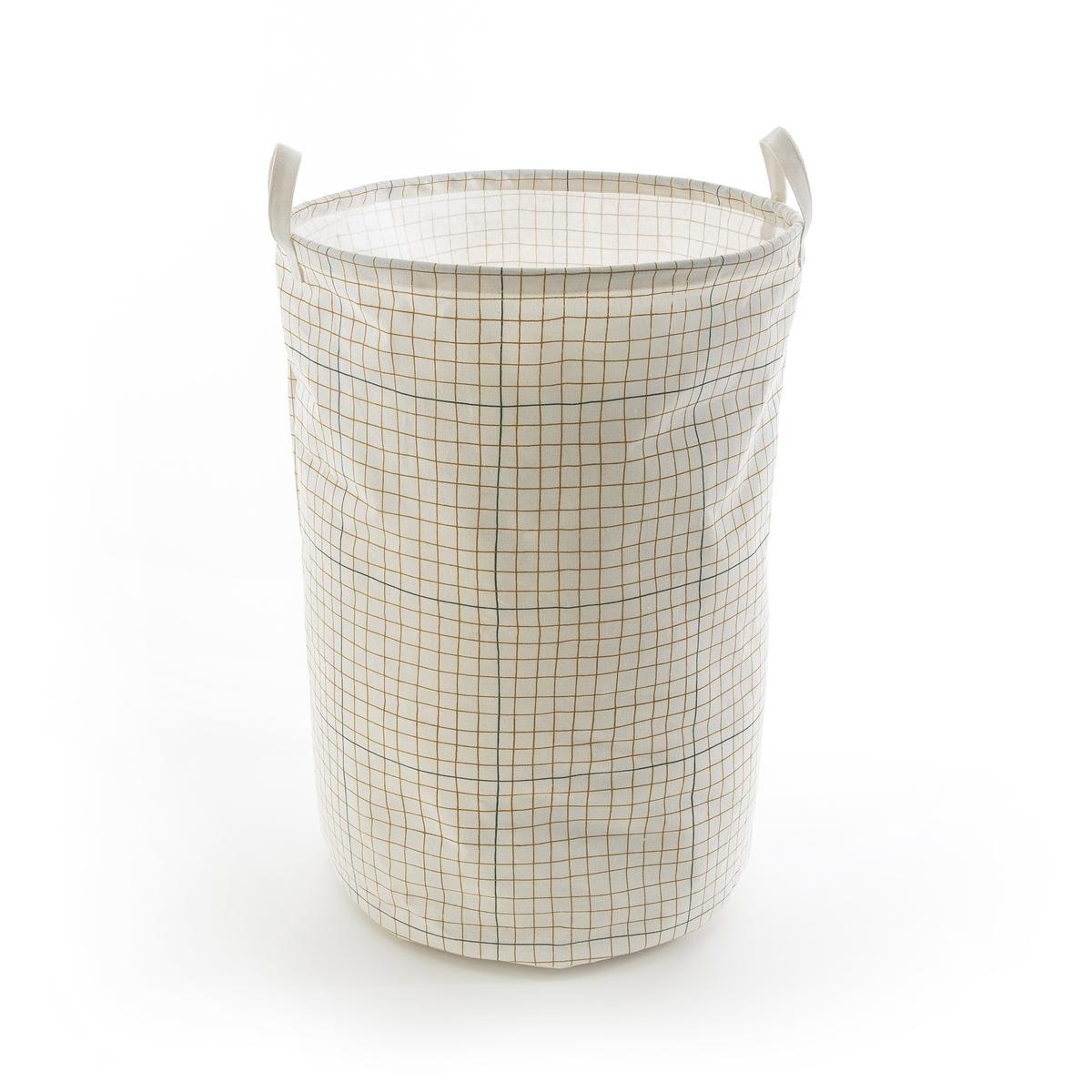 Фото - Корзина LaRedoute Для белья ACAO единый размер другие корзина laredoute для белья из ткани louison единый размер серый