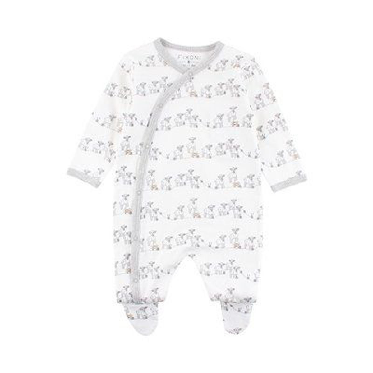 Fixoni Dors-bien mouton tenues de nuit bébé pyjama bébé