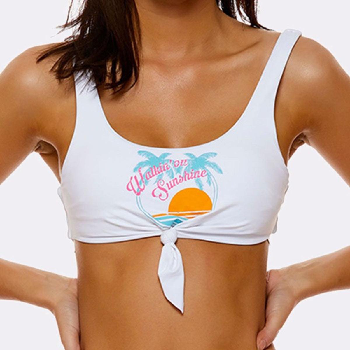 Haut de bikini Brassière NOUO ICECREAM