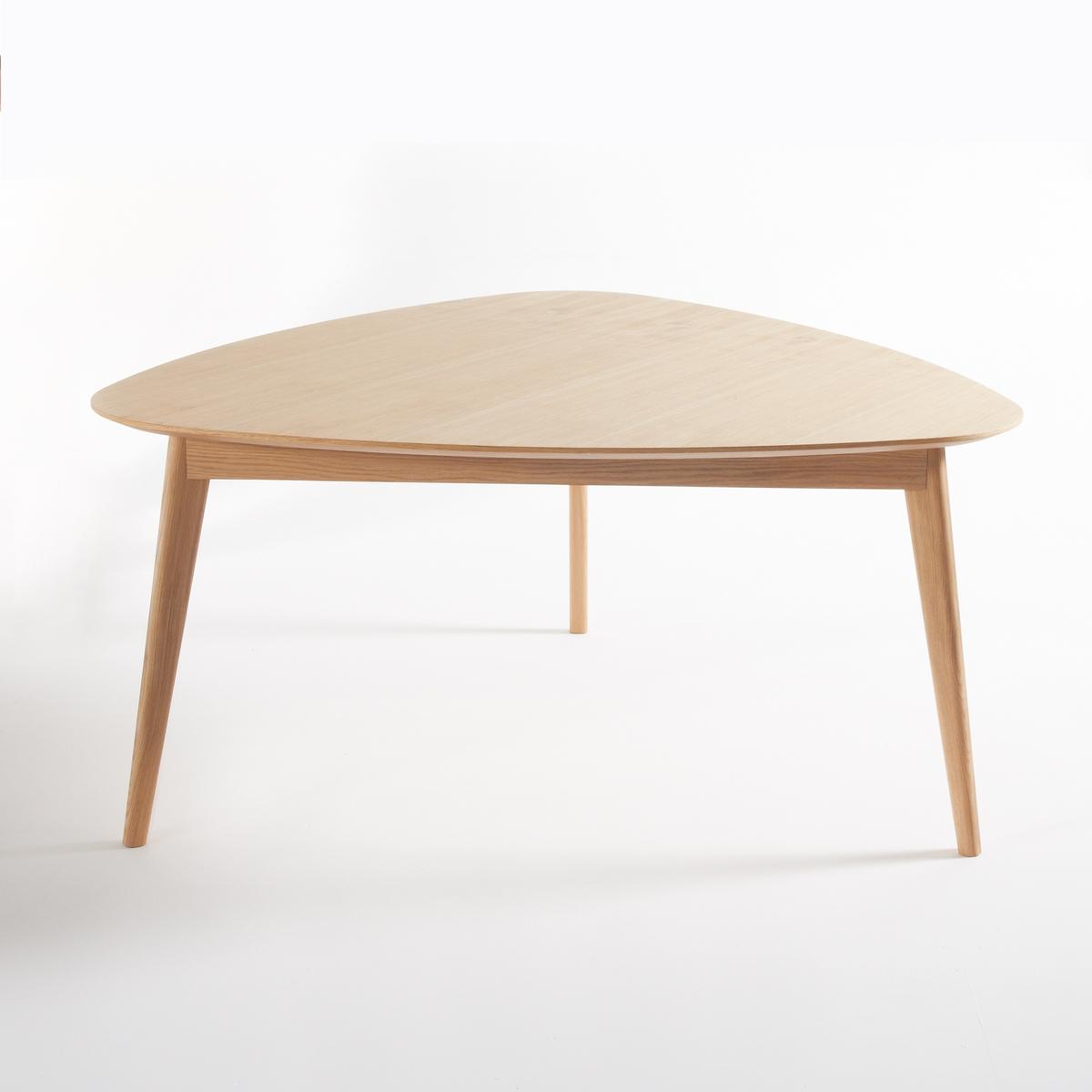 Стол треугольный из дуба на 6 приборов Biface