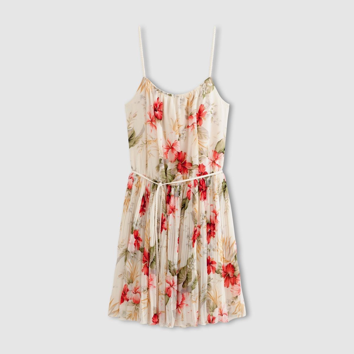 где купить Платье с тонкими бретелями MOLLY BRACKEN, LADIES WOVEN AND KNIT DRESS по лучшей цене