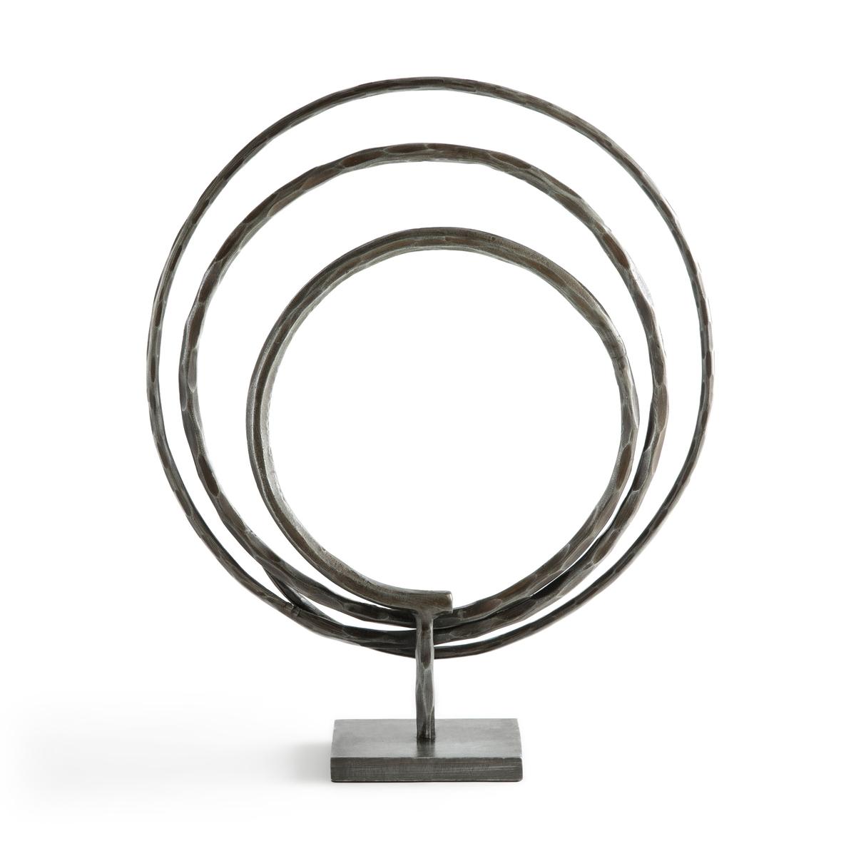 Предмет La Redoute Декоративный из кованого железа Matchapa единый размер серый кувшин la redoute декоративный himere единый размер бежевый