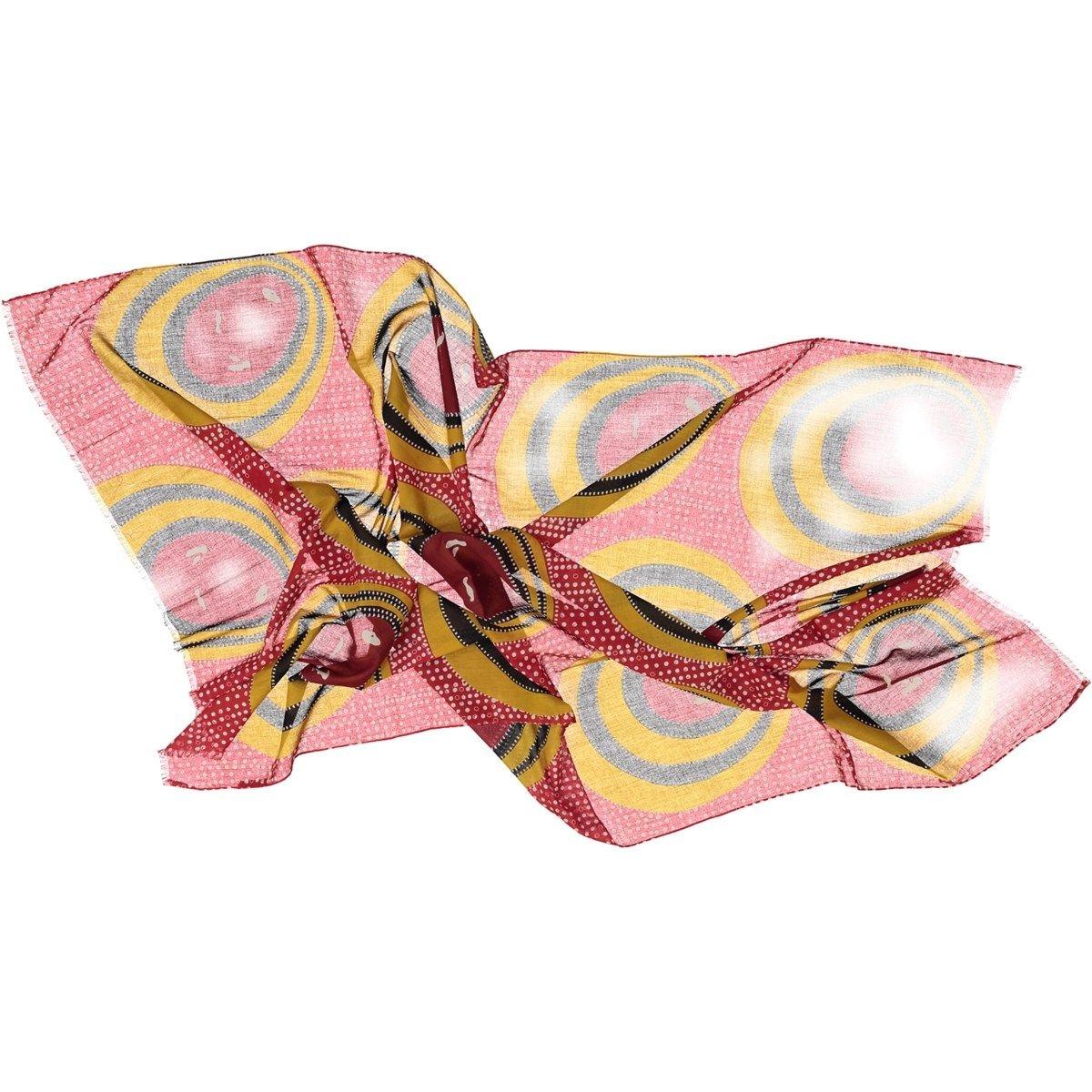 Foulard mixte en voile de coton - ABOWAX