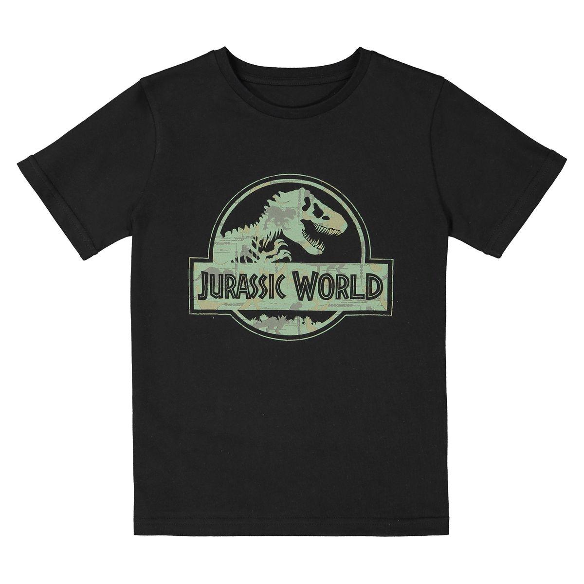 T-shirt imprimé devant 6-12 ans