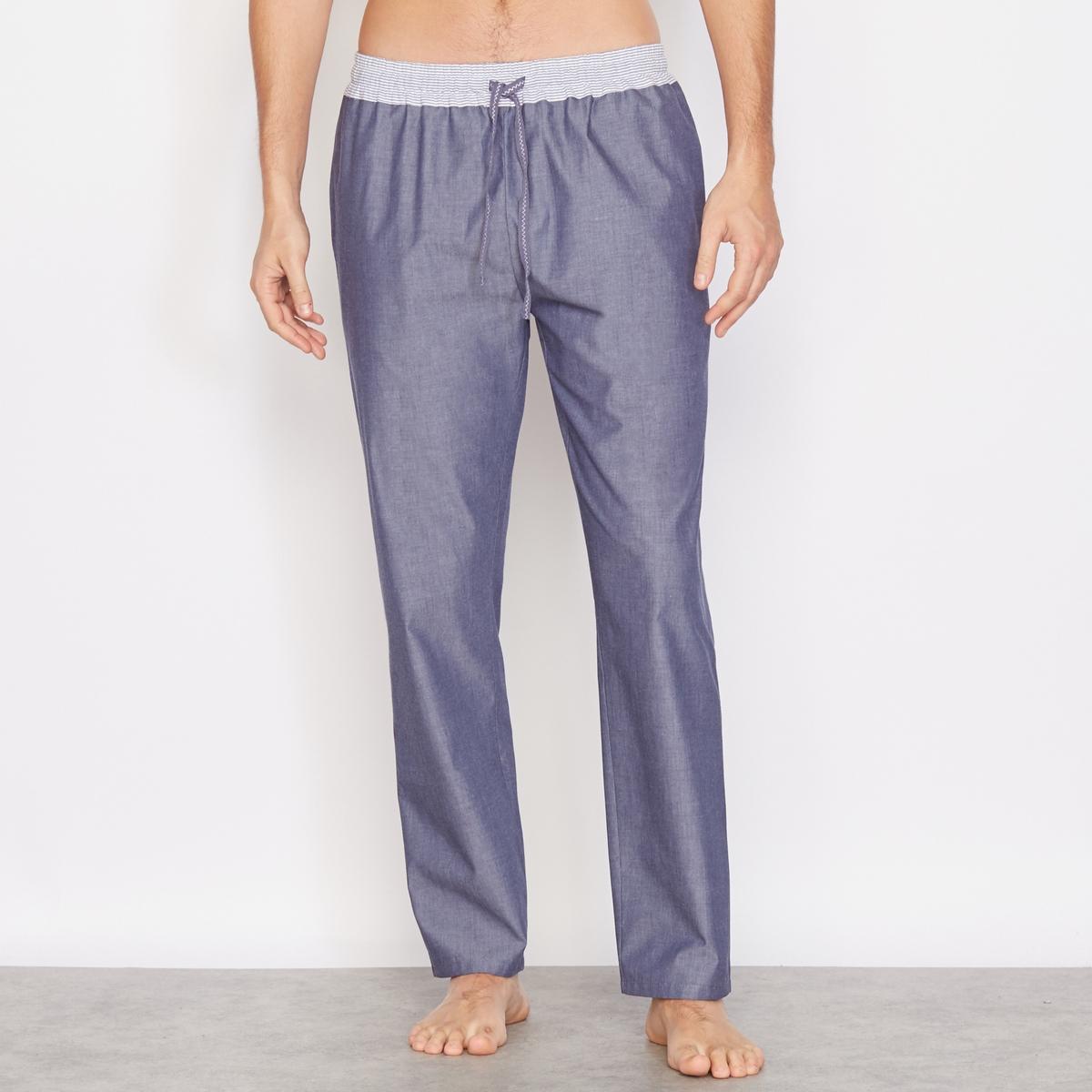 Брюки пижамные, 100% хлопка пижамные комплекты