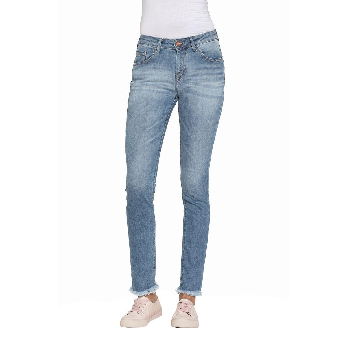 Jeans poche frontal français