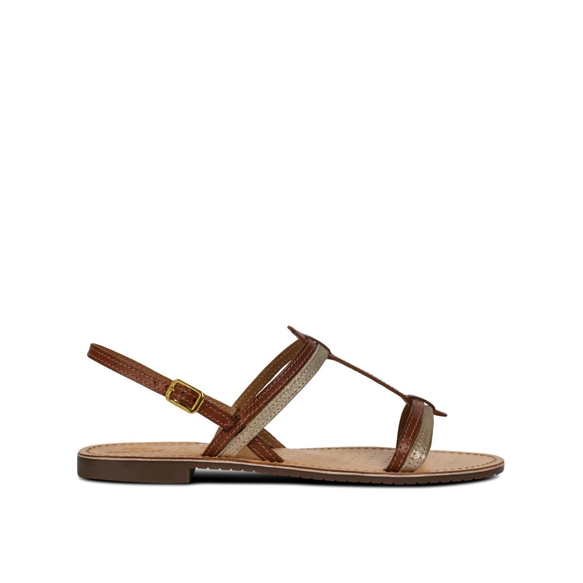 Sandalias transpirables de piel Sozy