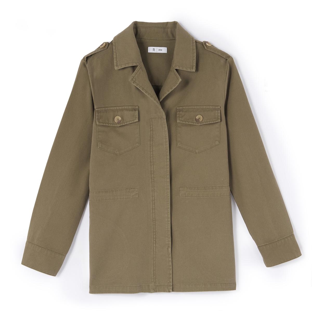 Куртка в стиле милитари, 10-16 лет одежда в стиле милитари