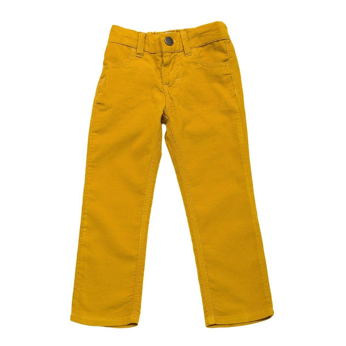 Pantalon slim taille ajustable et élastique