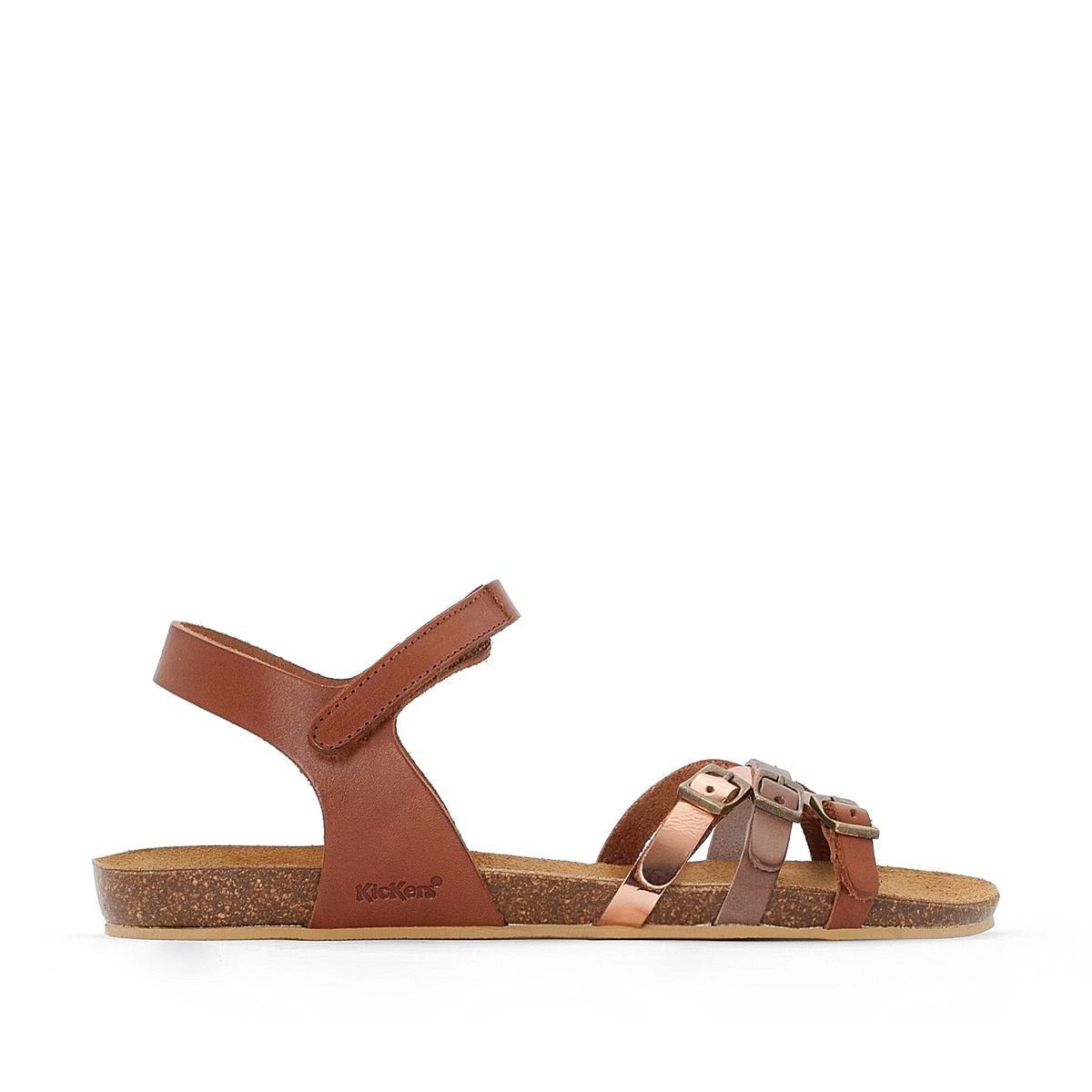 zapatillas Sandalias de piel BONAVISTA