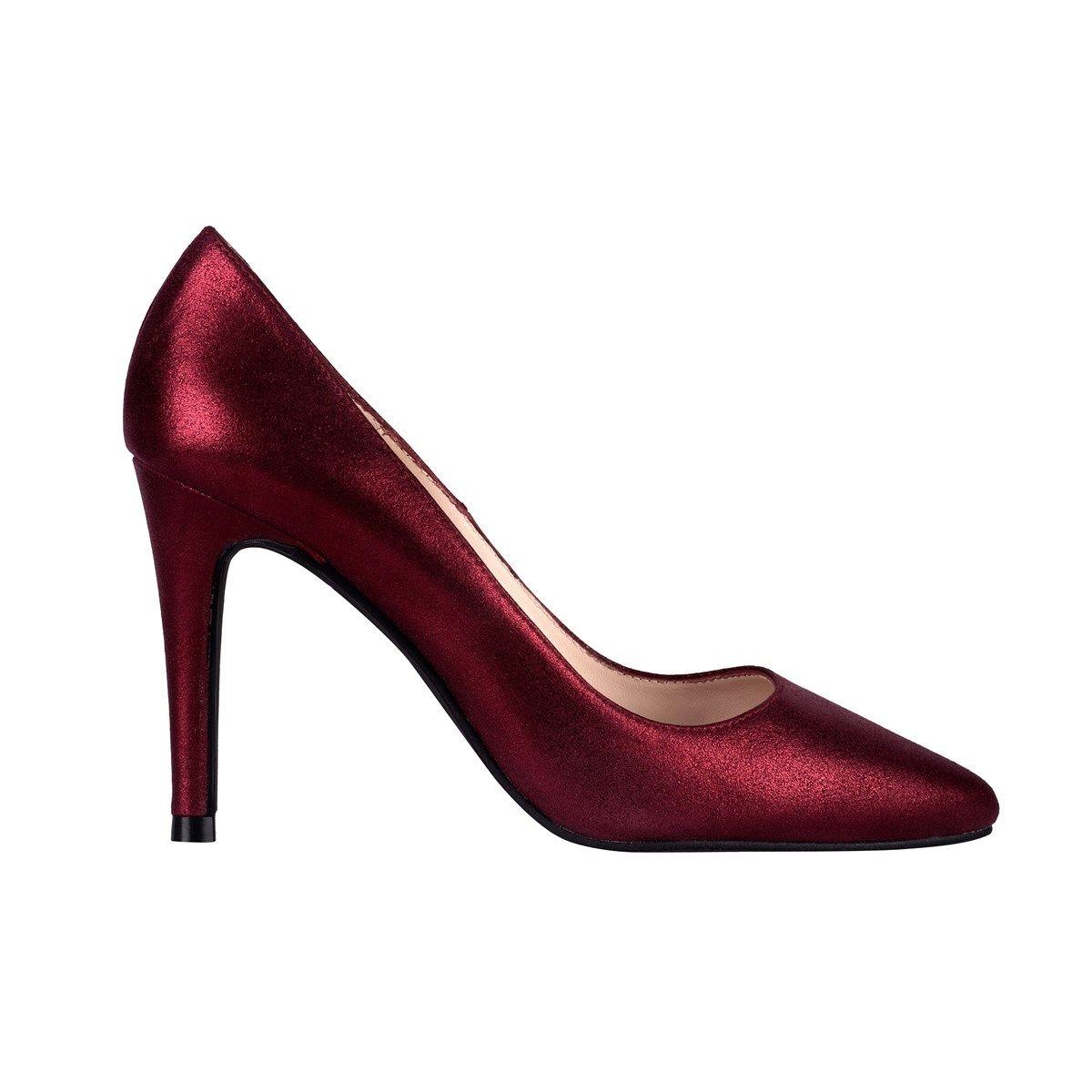 Escarpins femme talon aiguille bout pointu RITASTAR chaussures petites pointures