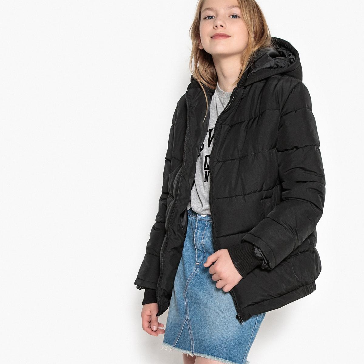 Куртка с капюшоном, 10 - 16 лет
