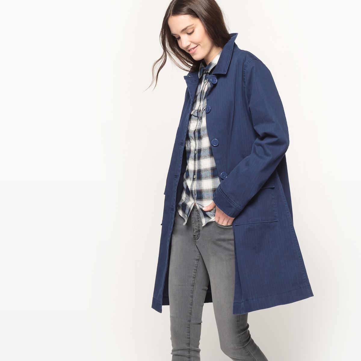 Пальто длинное с зигзагообразным рисунком пальто длинное с зигзагообразным рисунком